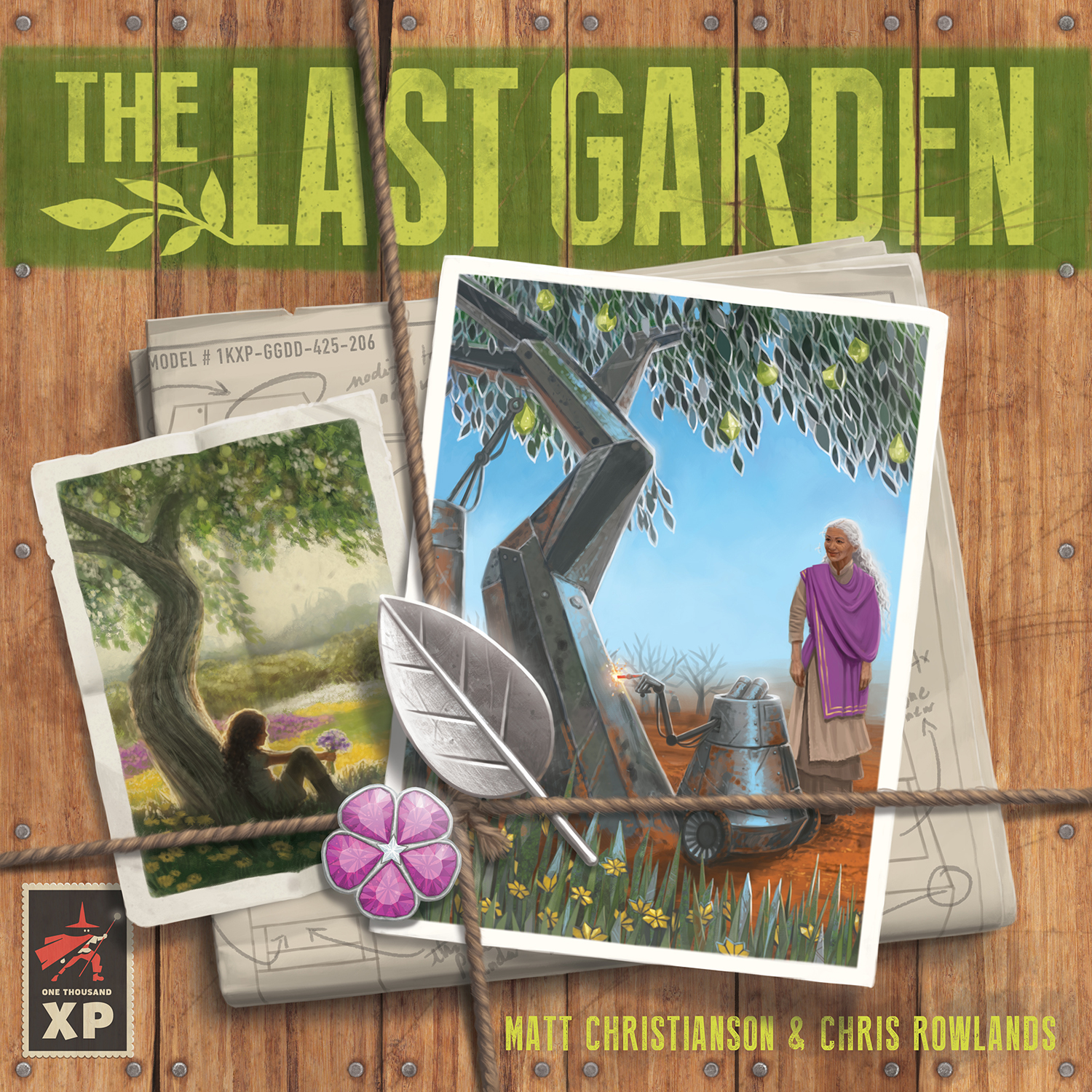 The Last Garden Game Box