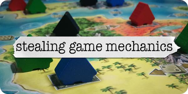 stealing game mechanics